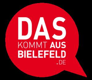 logo von das kommt aus bielefeld