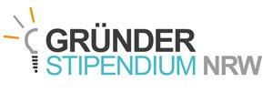 logo des gründerstipendium nrw