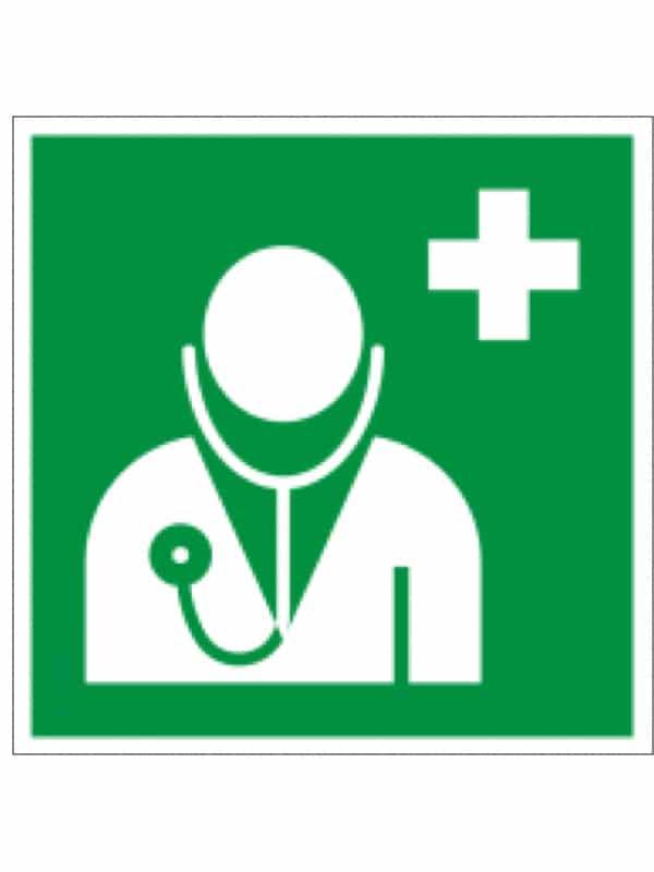 Piktogramm Arzt