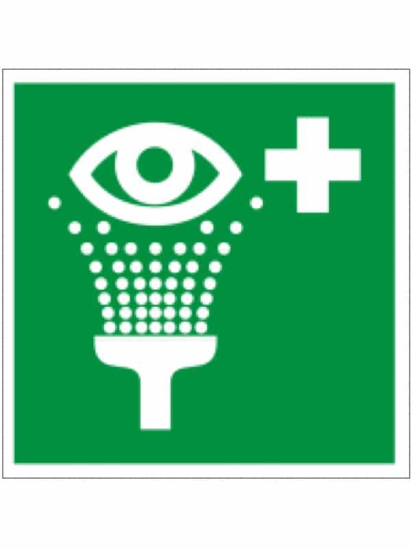 Piktogramm Augenspüleinrichtung