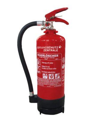 Fettbrandlöscher inkl. Wartung und Service mieten