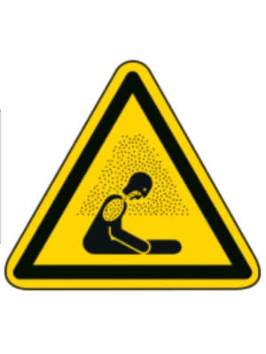 Warnzeichen ISO 7010