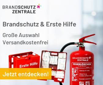 brandschutz-zentrale - Feuerlöscher mieten und gratis Löschdecke sichern!