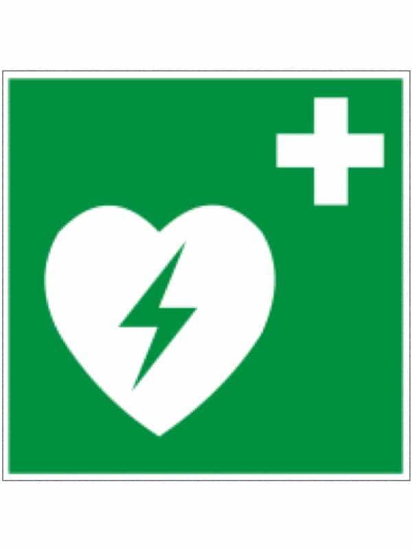 Piktogramm Defibrillator