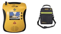 Übersicht Defibrillator